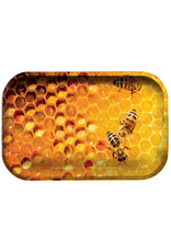"Pulsar Pulsar Metal Rolling Tray - 11"" x 7"" 