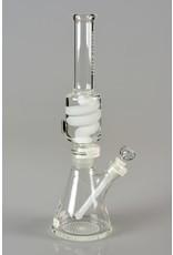 Illadelph White Detachable Medium Coil Condenser Beaker
