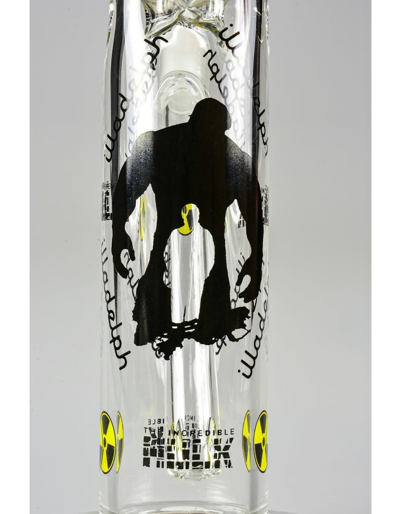 Illadelph Incredible Hulk Label 5mm Short Straight Limited Edition 15 Of 99