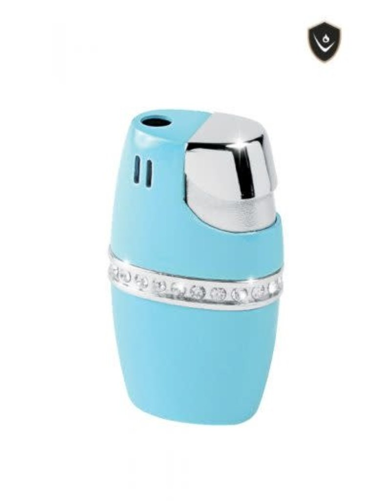 Vector Vector Lighter Destiny Blue Pearl (SOFT FLAME)