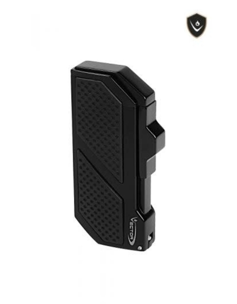 Vector Vector Torch Lighter Hybrid Black Matte
