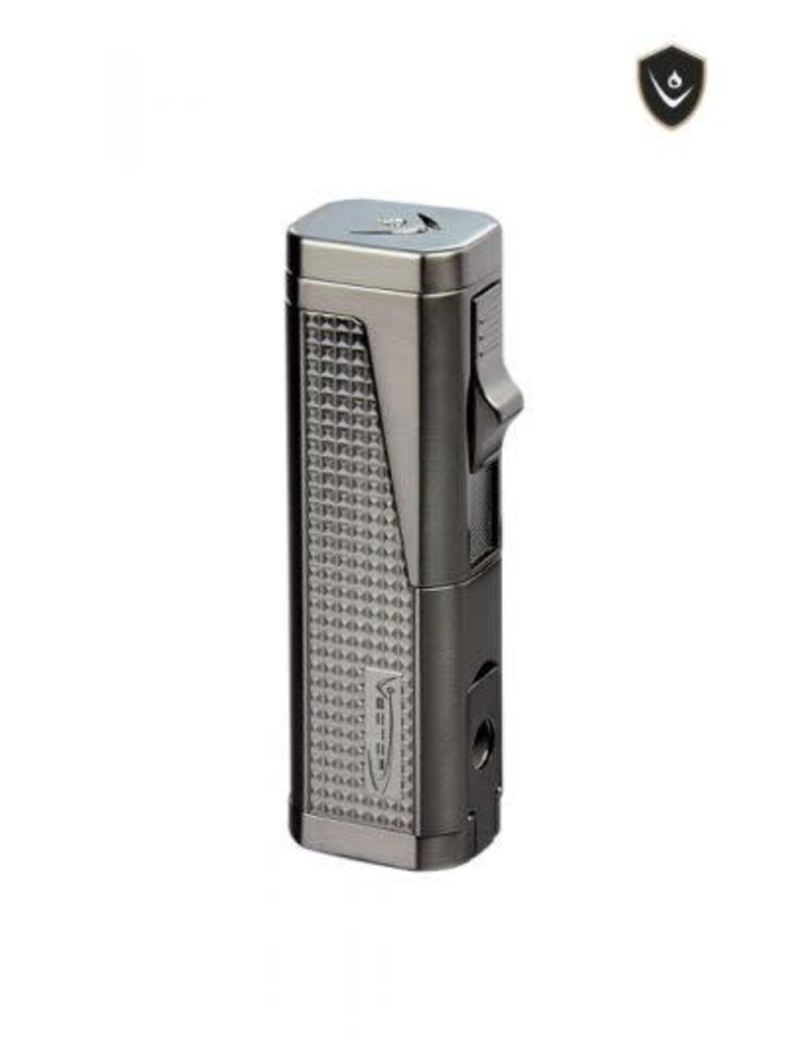 Vector Vector Torch Lighter Urbano Gunmetal Satin