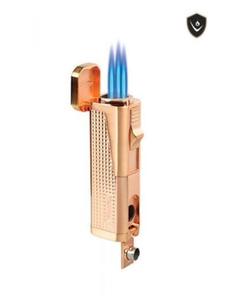 Vector Vector Torch Lighter Urbano Rose Gold