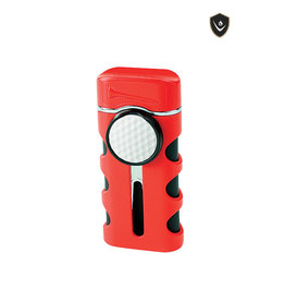 Vector Vector Torch Lighter Caddie Red Matte