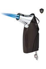 Vector Vector Torch Lighter Iron Fist Black Sparkle
