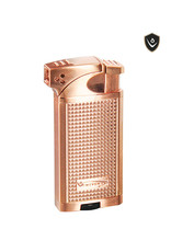 Vector Vector Pipe And Torch Lighter Duke Rose Gold Satin