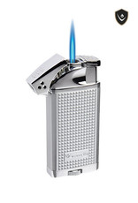 Vector Vector Torch Lighter Duke Chrome Satin