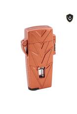 Vector Vector Torch Lighter Retro Copper Rose Matte