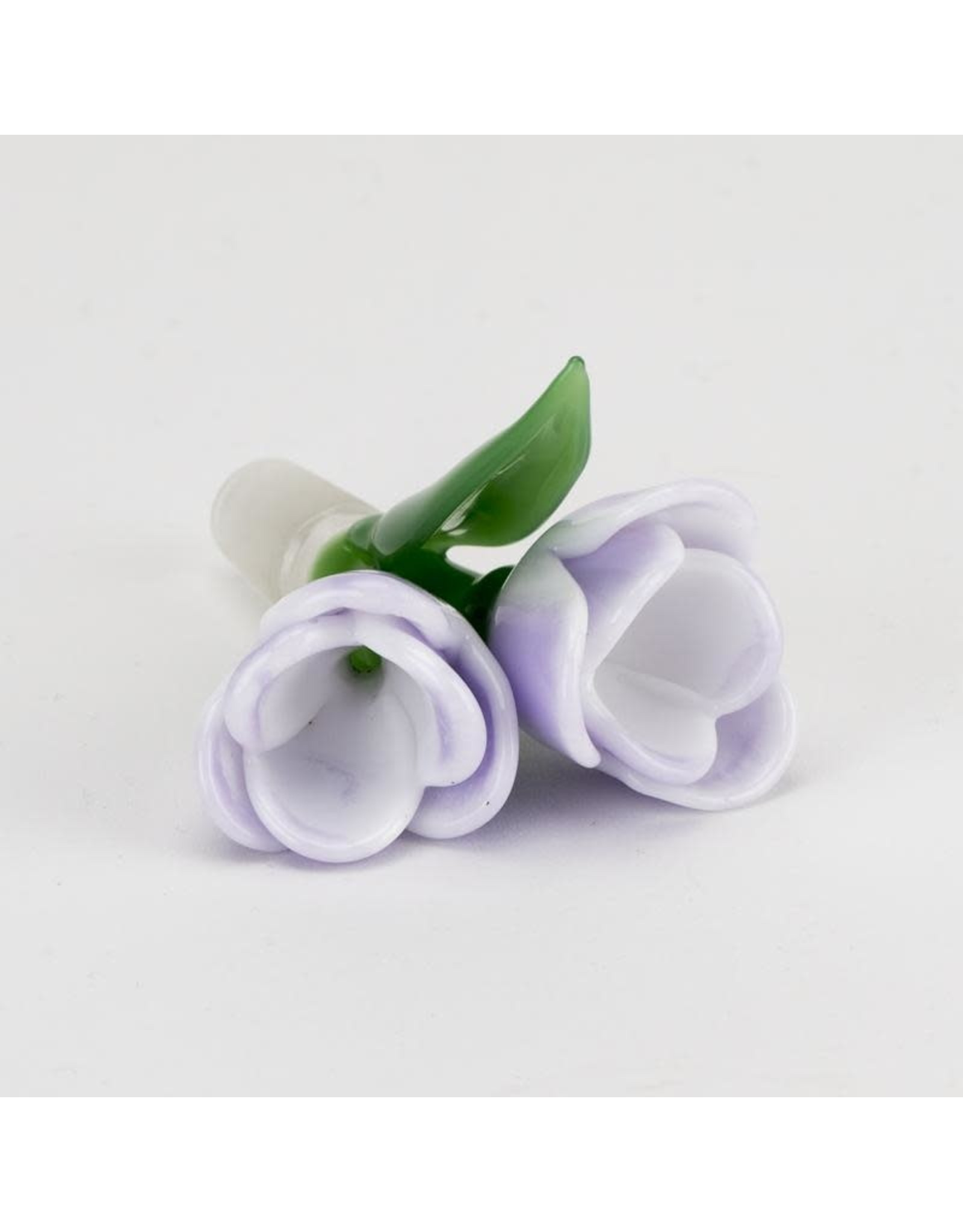 Empire Glass Lavender Tulip 14mm Bowl