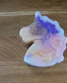 Unique Unicorn Soap Bar