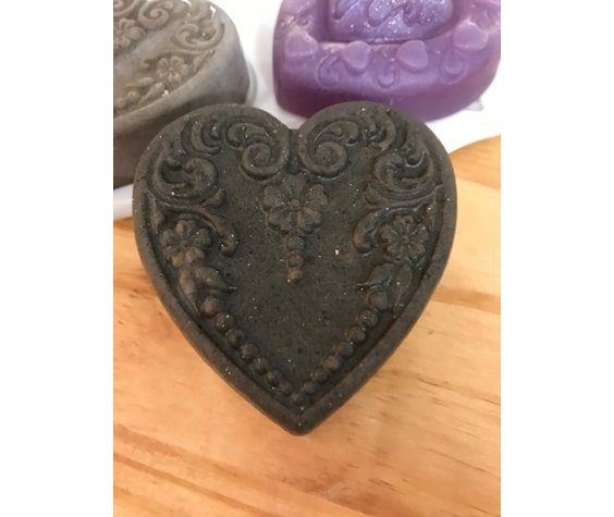 Novelty Soaps (Large Victorian Heart)
