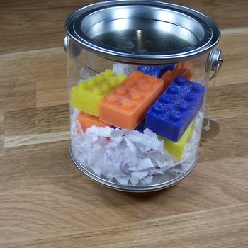 Building Blocks in a Pail
