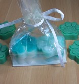 Guest Soap Bars (Fleur de Lis, Jasmine Flowers, Autumn, Cub Paws (2) & Minty Fresh Flowers