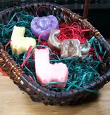 Gift Basket: Medium Novelty Soaps