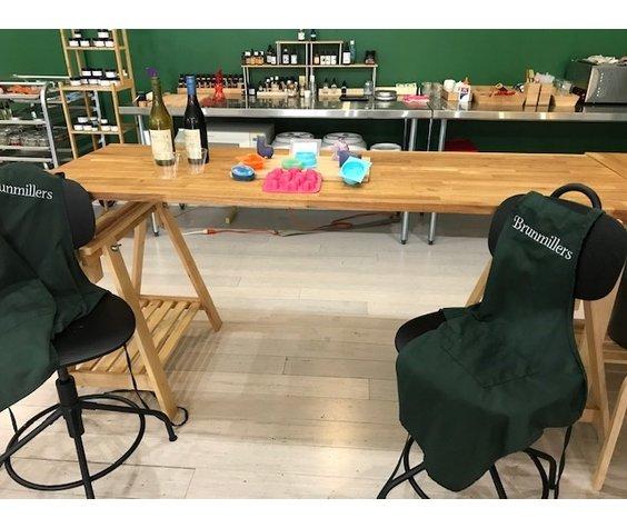Make & Take Workshops