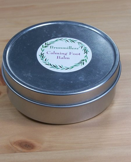 Calming Foot Balm 4 oz