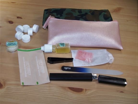 Soap on the Go Deluxe kit
