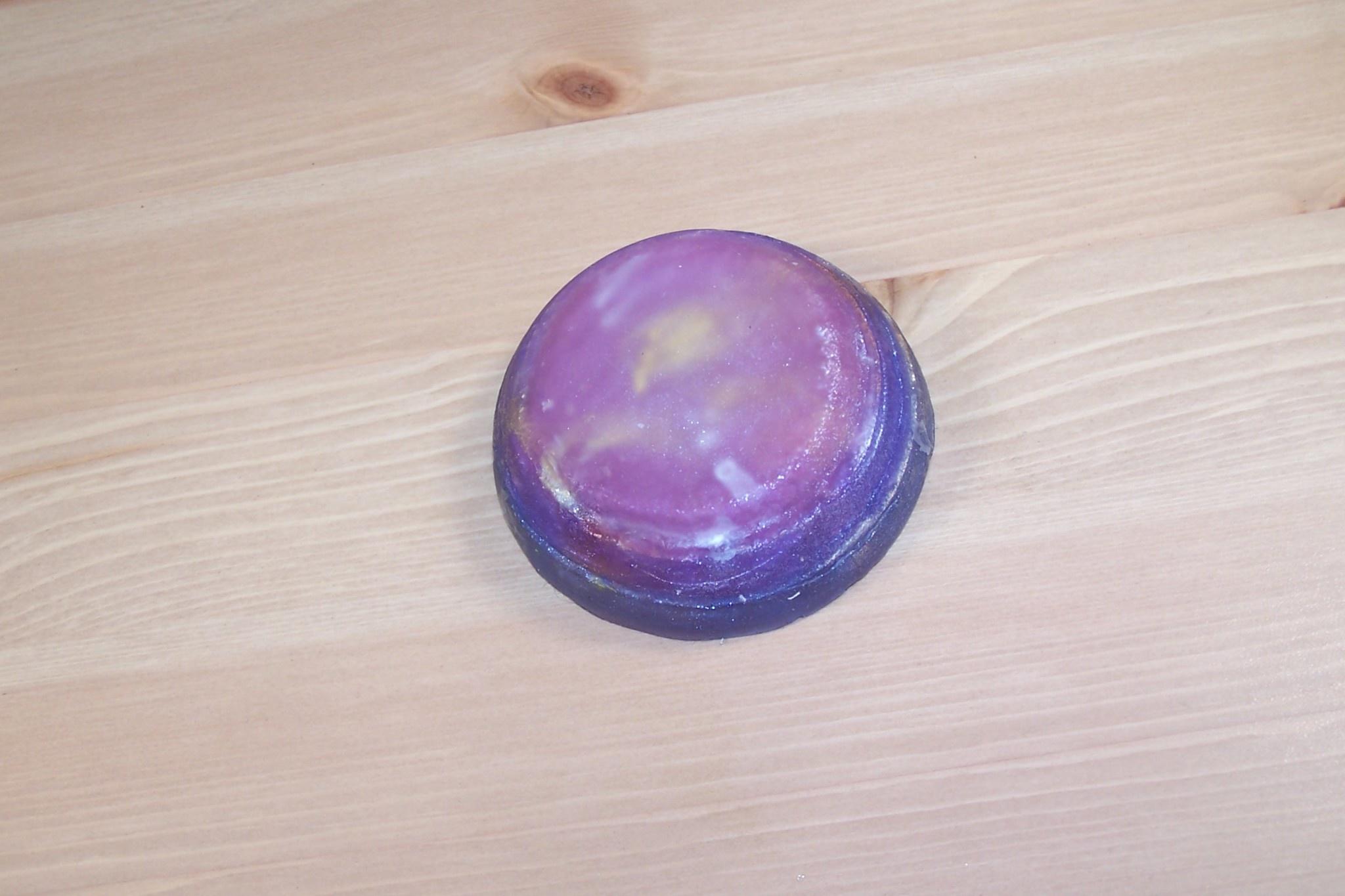 Nebula/Galaxy Soap