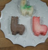 Novelty Soaps (Dinosaur, Medium Hearts, & Llamas)