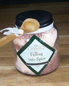 Fizzy Bath Salts in Jar