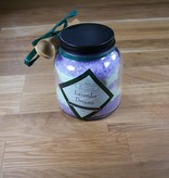 Fizzy Bath Salts in Jar