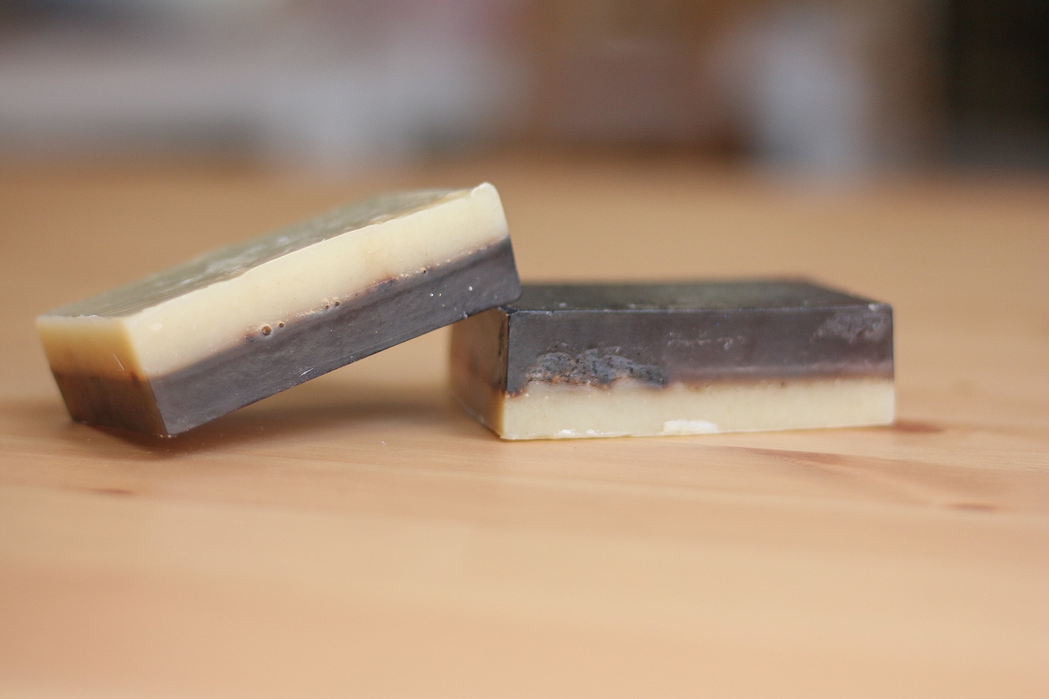 African Black Butters Duo Soap