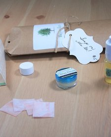 Soap on the Go Kit