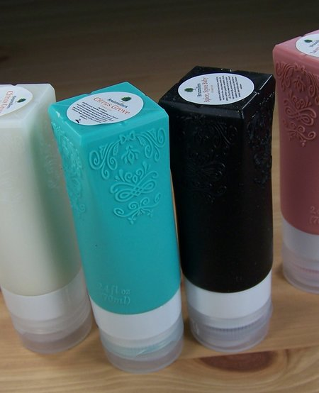 Lotion Travel Tubes