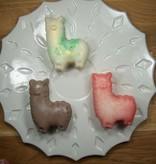 Lovely Llama bar soap