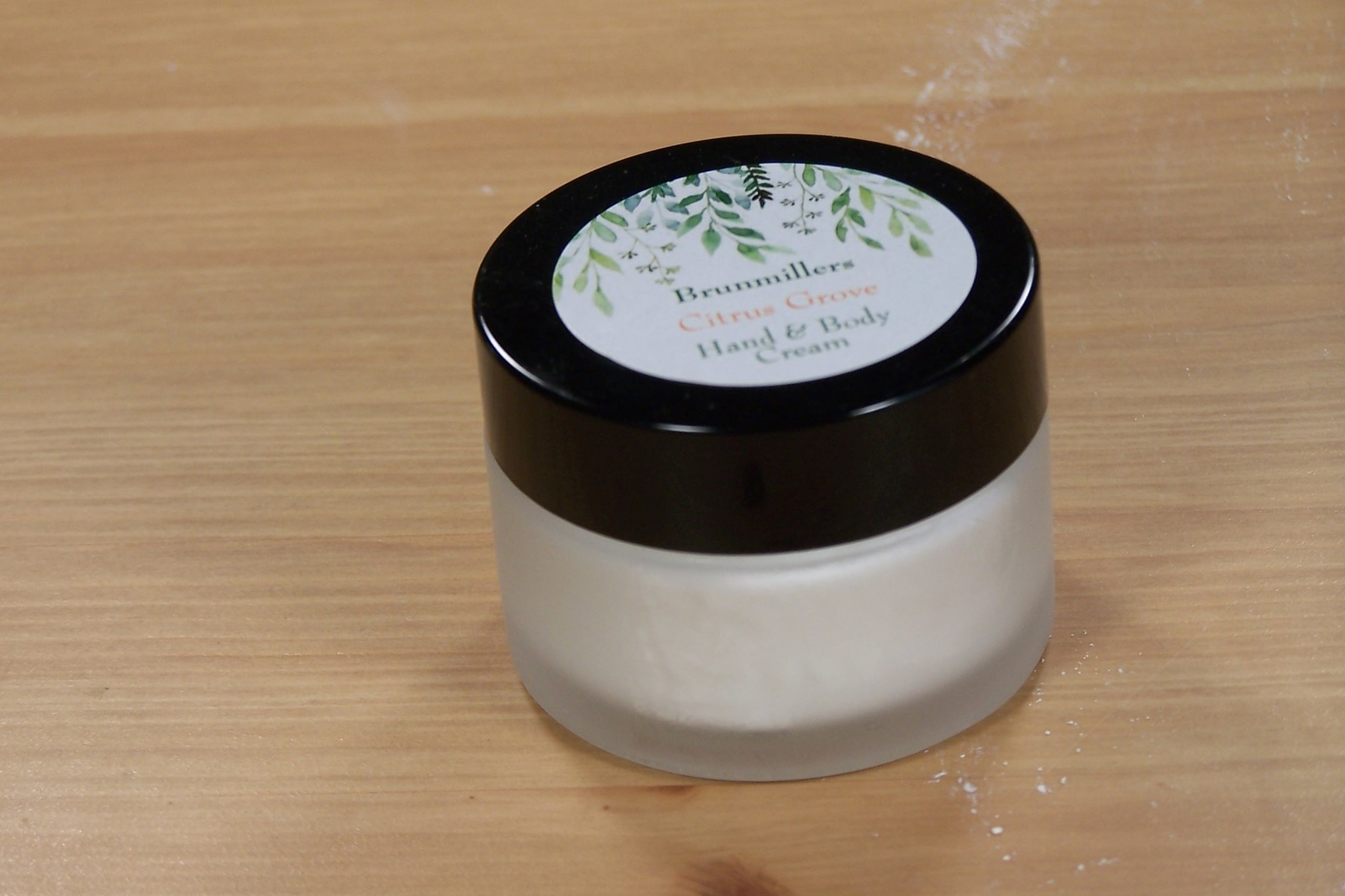 Cream 1 oz: Citrus Grove