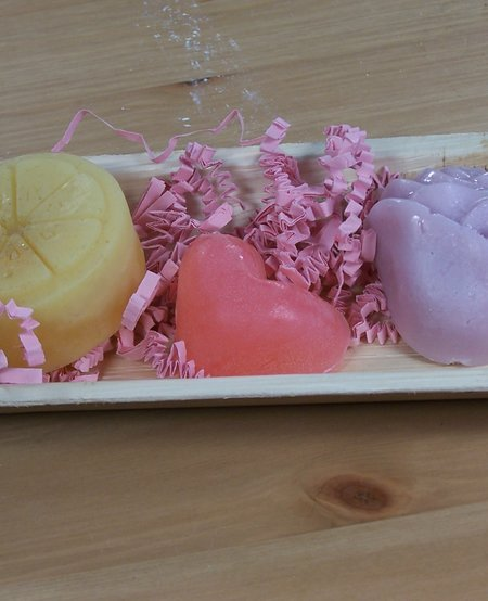 Guest Soaps: 3 bars