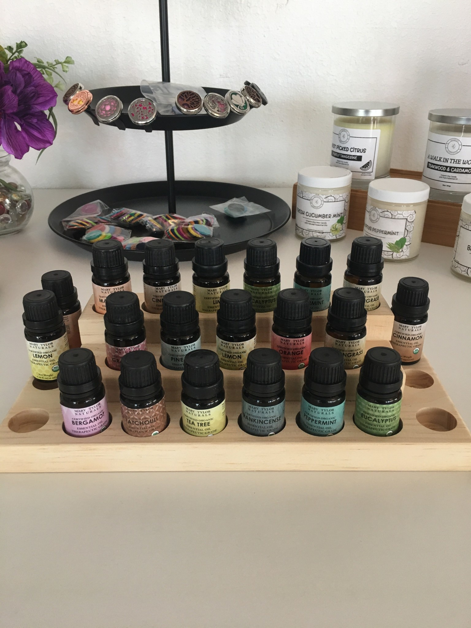 Mary Tylor Essential Oils- Individual