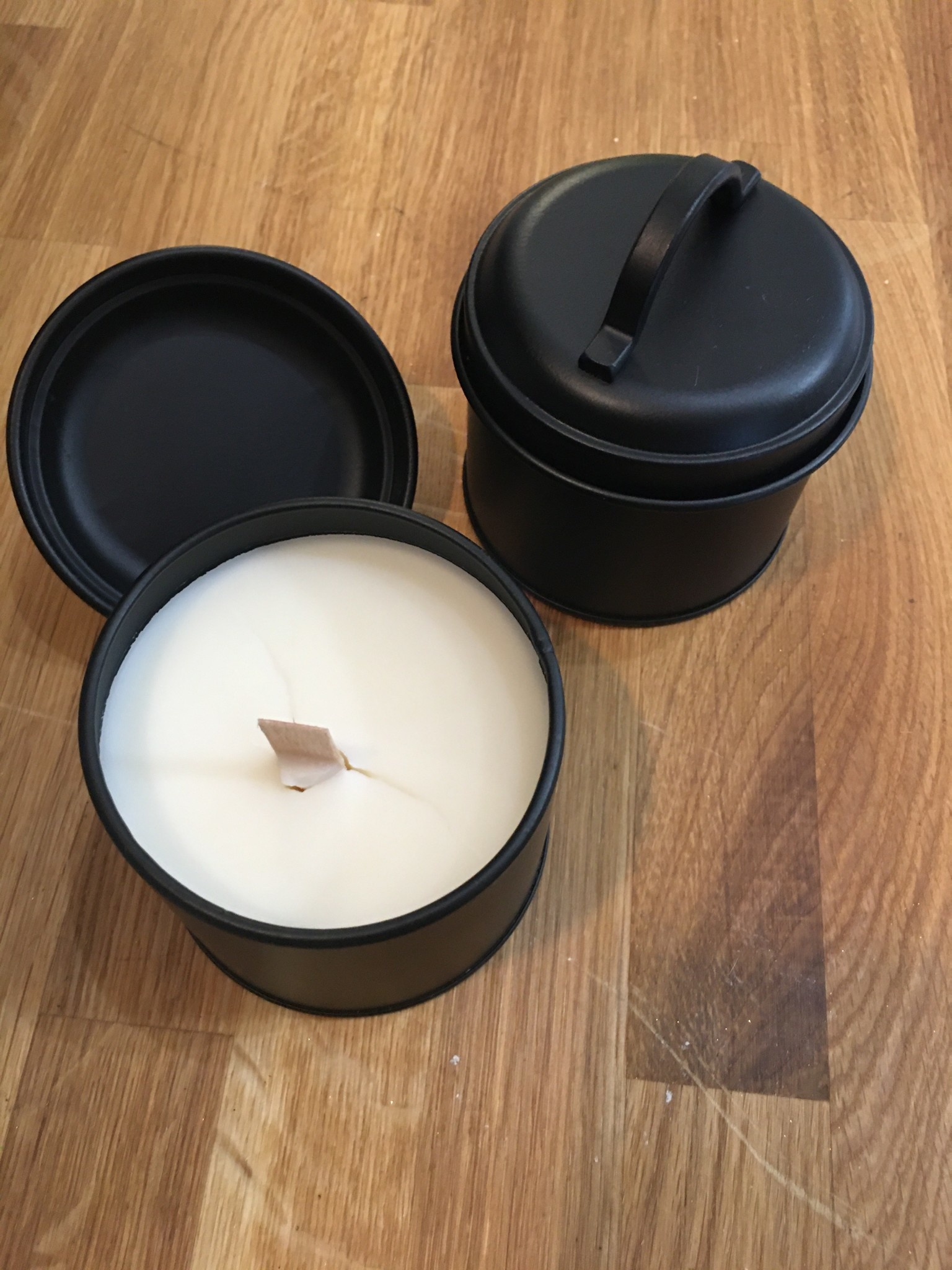 Small Container Candle