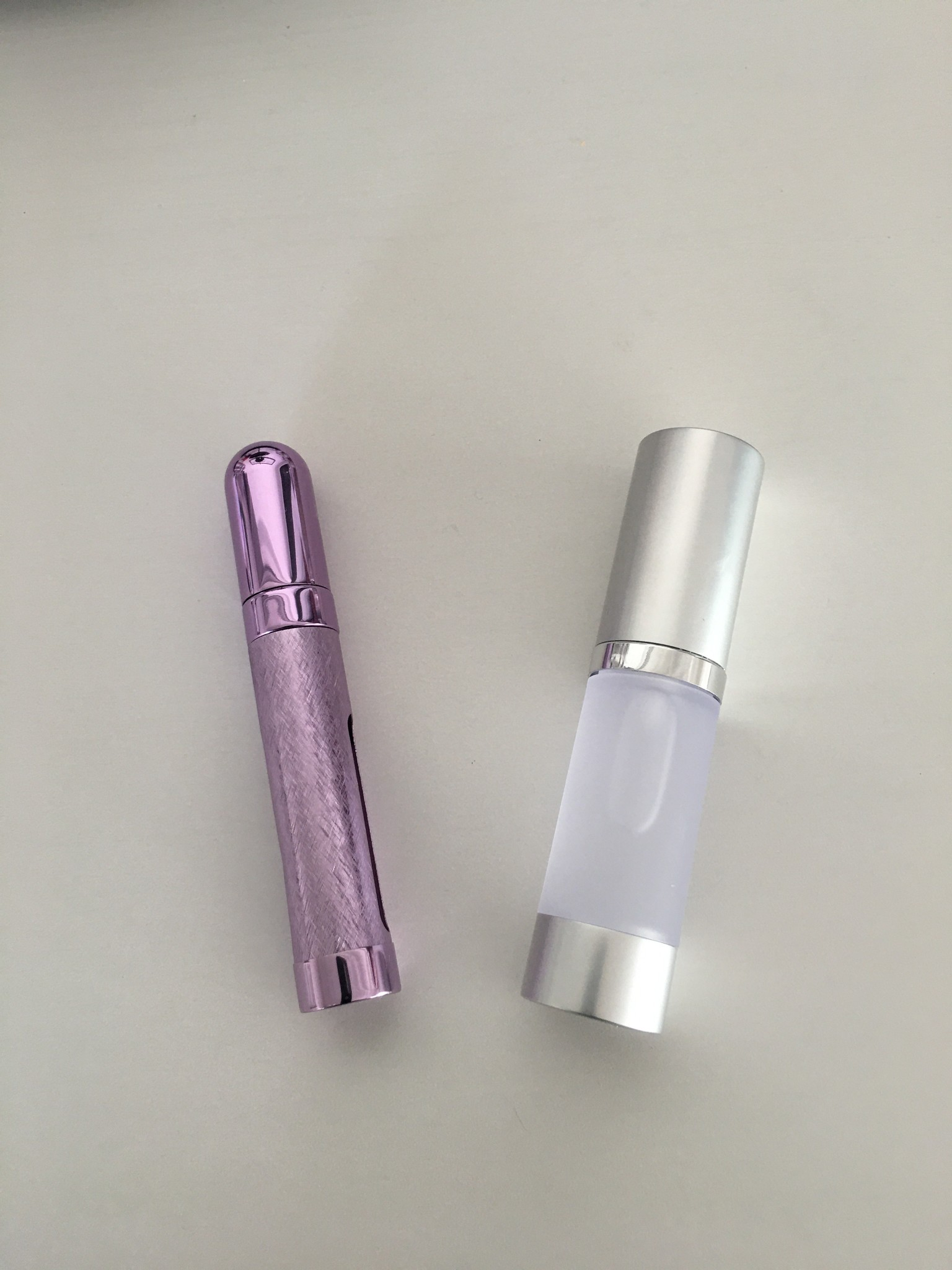 Plastic Atomizer Spray With  Refill
