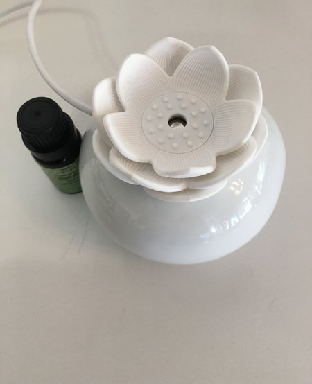 Lotus Room Diffuser for Essential Oils