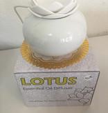 Lotus Room Diffuser for Essential Oils