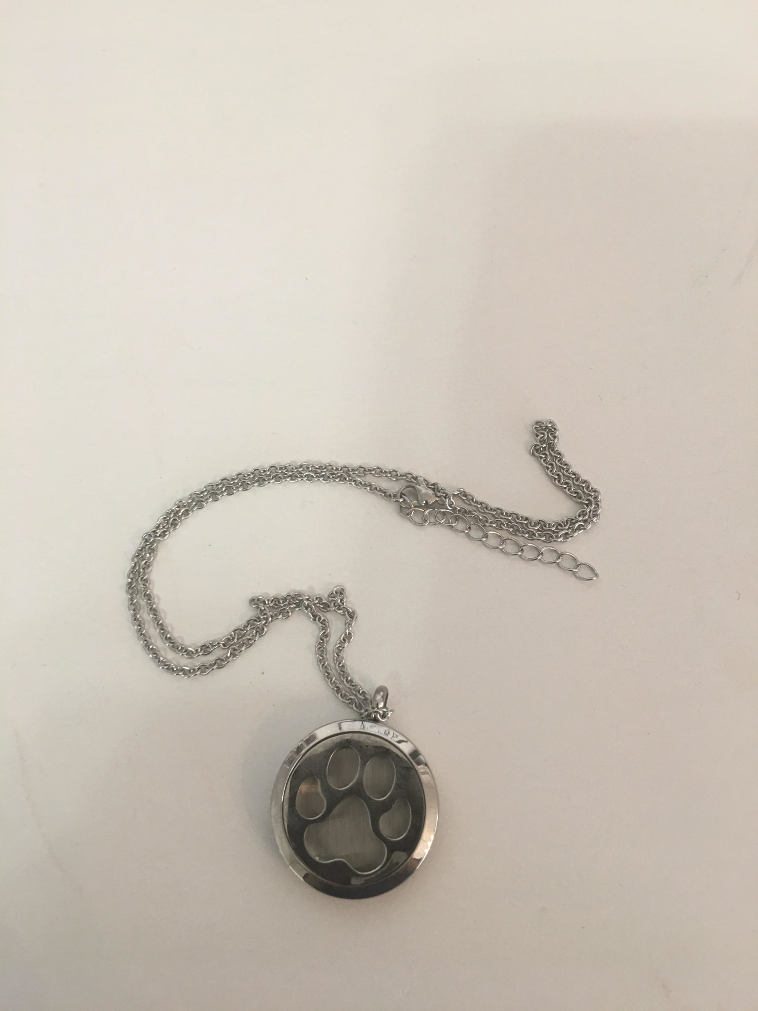 Large Diffuser Necklace for Essential Oils
