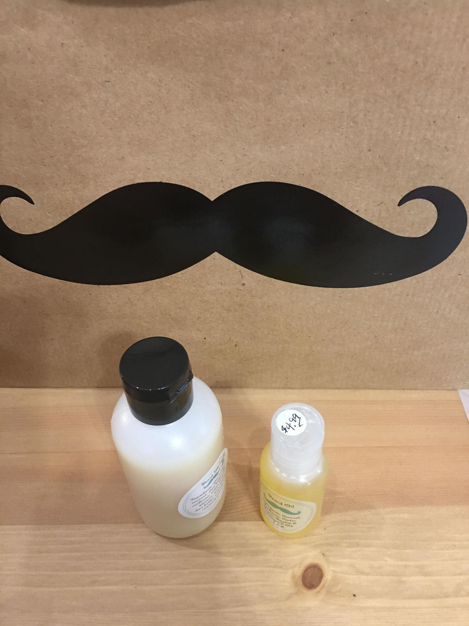 Beard Oil- 2 oz