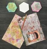 Summer Make & Take -Coaster Decoupage
