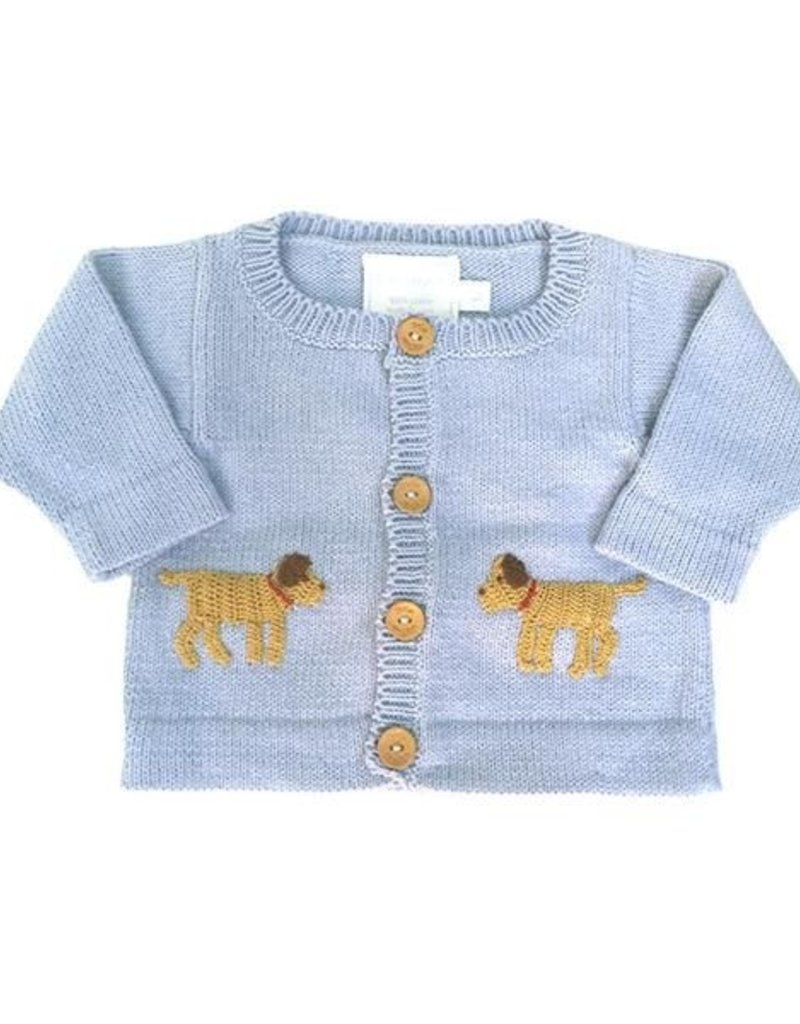 Little English Crochet Sweater