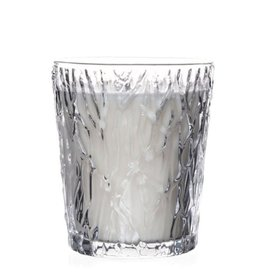 Simon Pearce Silver Lake Candle in Gift Box