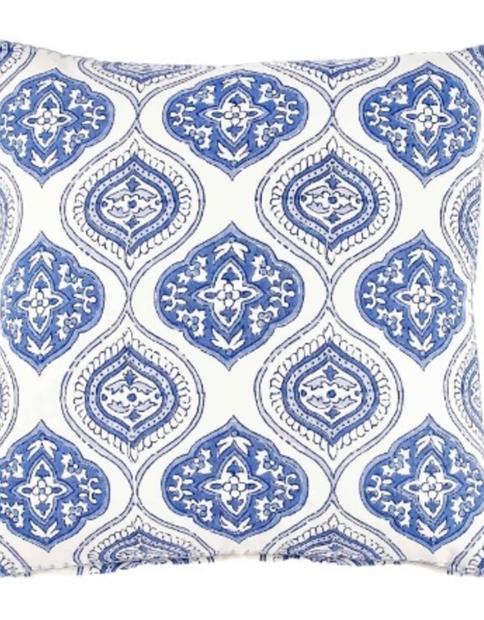 John Robshaw Laleti 20x20 Decorative Pillow with Insert
