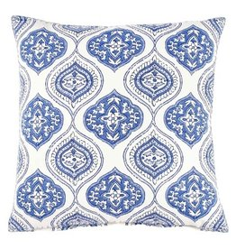 John Robshaw Laleti 20x20 Decorative Pillow with Insert