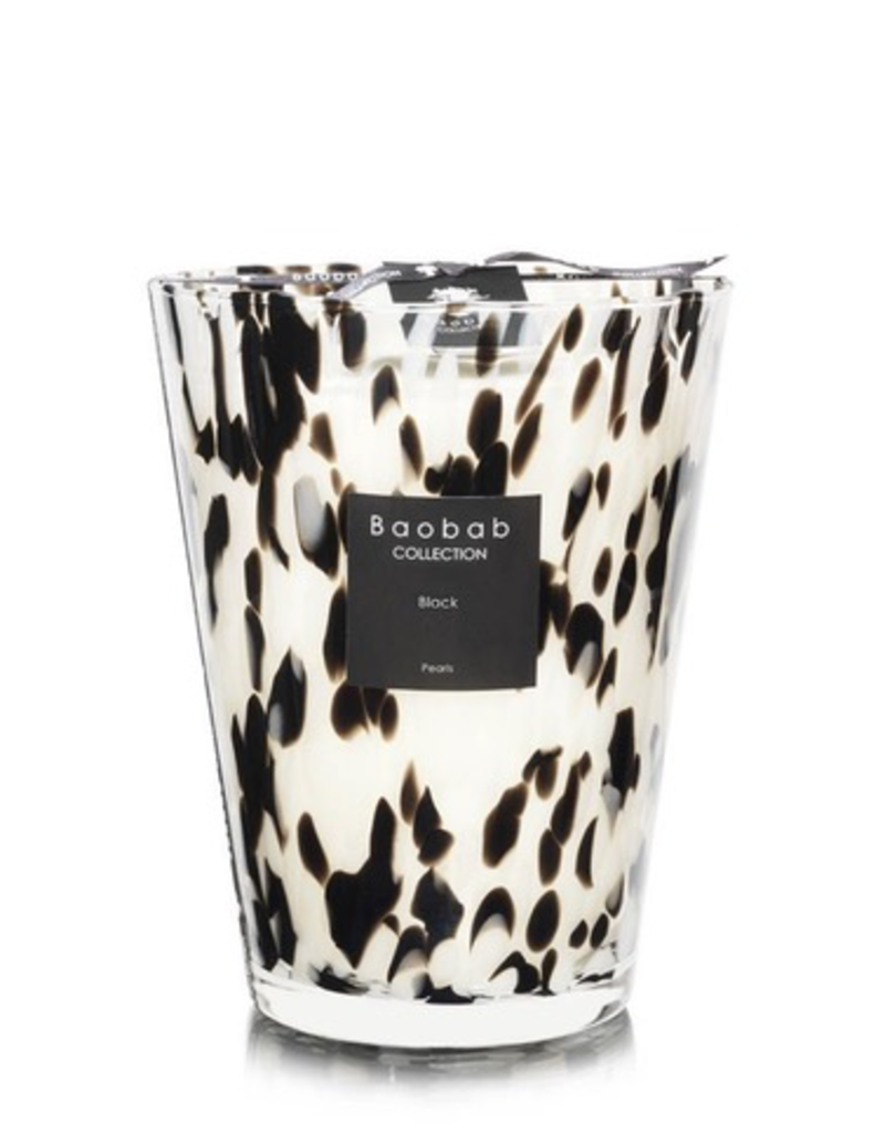 Baobab Collection Max 24 Black Pearls