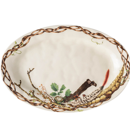 Home Forest Walk Oval Platter