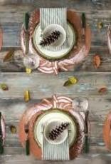 Home Pumpkin Placemats - 12 Sheets