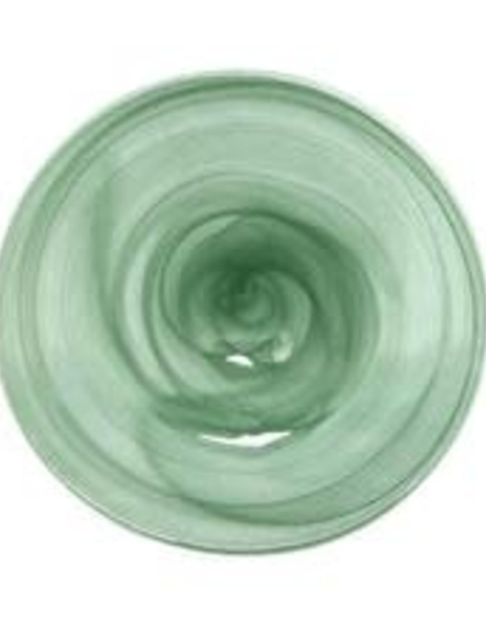 Mariposa Alabaster Green Large Platter