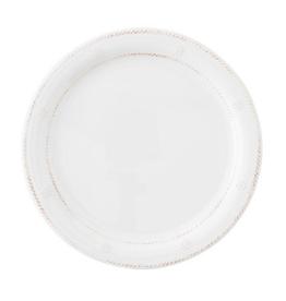 Juliska Berry & Thread Melamine Whitewash Dinner Plate