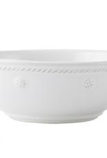 "Juliska Berry & Thread Whitewash 6"" Coupe Bowl"