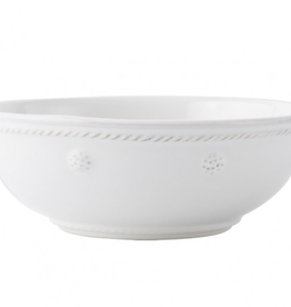 "Juliska Berry & Thread Whitewash 6"" Coupe Bowl"